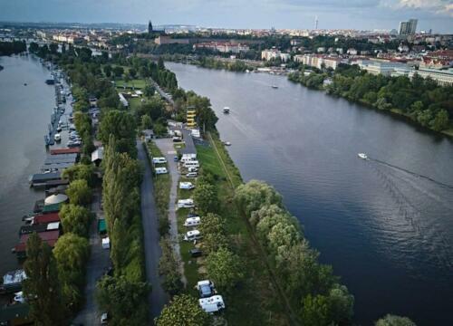 Praha na dosah ruky