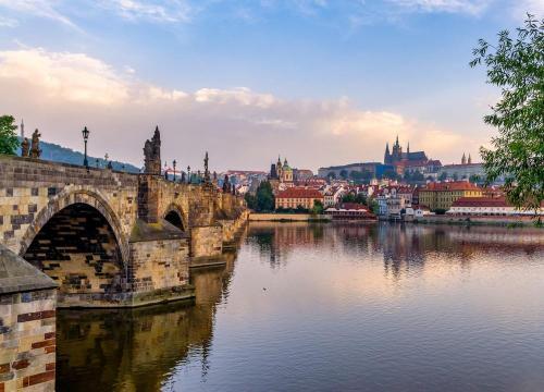 Conozcan a Praga