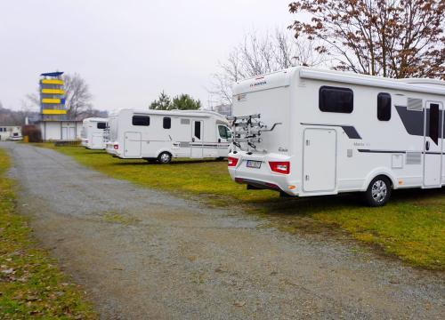 Specialised for caravans